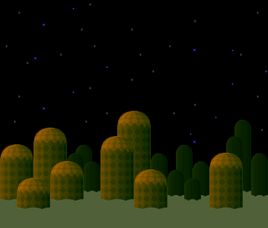 Koopa Kingdom (Mountain)