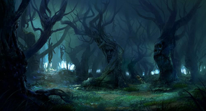 Outworld (living forest)