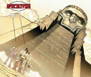 The Apocalypse Pyramid
