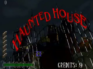 Haunted House of CarnEVIL