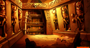 LeChuck's Fortress 5