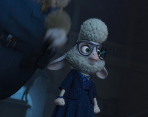 Bellwether siccing her henchmen on Judy Hopps and Nick Wilde