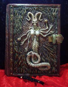 Necronomicon (Lovecraft) | The Evil Wiki | FANDOM powered by