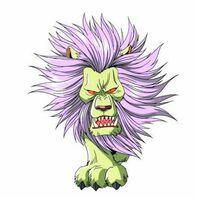 Richie the Lion