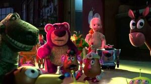Toy Story 3 - Andy's looking for us