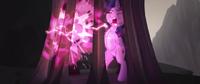Cage appears around Twilight Sparkle MLPTM