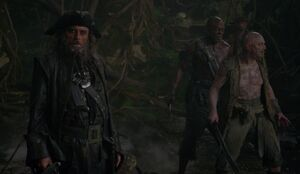 Blackbeard and Zombies