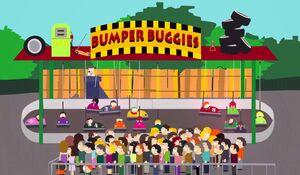Bumper Buggies Car Ride