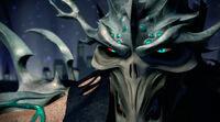 Shredder's Evil Stare