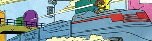 The Robotnik Express