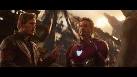 Avengers Wojna bez granic - zwiastun 2 dubbing