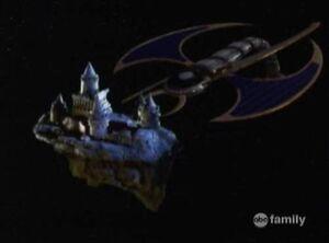 Captain Mutiny's Castle & the Scorpion Stinger