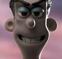 Mrs. Tweedy's evil smile