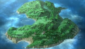 The Rokkenjima Island