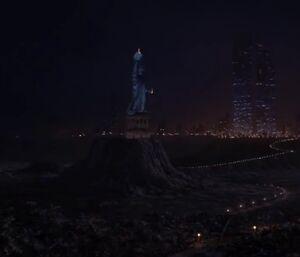 The Statue of Repression