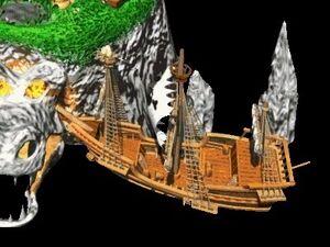 Kremling Krew's Gangplank Galleon