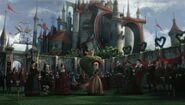 Queen Iracebeth's Castle