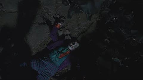 Joker's Death, Batman 1989 (Jack Nicholson)
