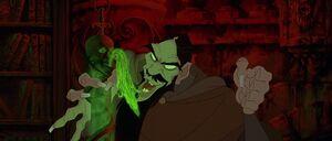 Rasputin summons his demons
