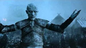 Jon Snow vs The Night's King - Game of Thrones 5x08 - Full HD