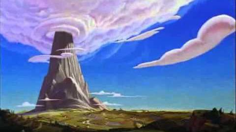 Rise of The Titans - Hercules 1997 Scene
