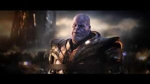 "Avengers Endgame - Thanos' Evil Speech about this ""Stubborn, Annoying Little Planet"" (HD)"