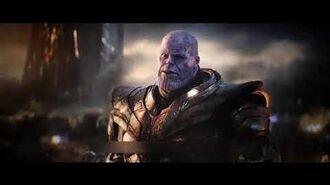 "Avengers Endgame - Thanos' Evil Speech about this ""Stubborn, Annoying Little Planet"" (HD)"