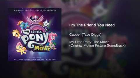 I'm The Friend You Need