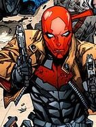 Jason Todd Red Hood New 52