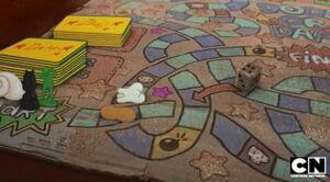 Dodj or Daar Board Game
