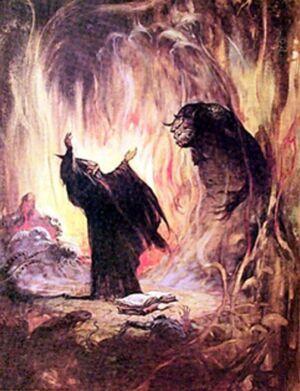 The Demon Summoning