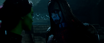 Ronan&Gamora