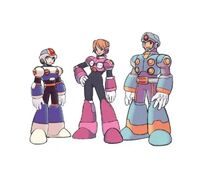The Old Generation Reploids