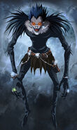 Ryuk death note by srmoro-d6j5fgs