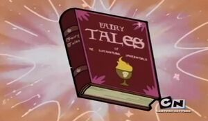 The Fairy Tales of the Supernatural Underworld Storybook