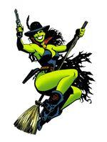 Abigail Moorland the Prairie Witch