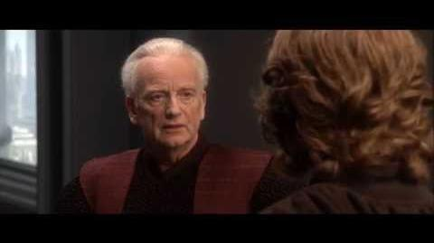Palpatine Reveals Himself - Revenge of the Sith 1080p HD