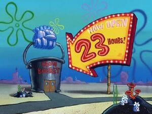 The Chum Bucket Restaurant