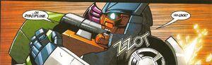 Titan13 Brakedown killed