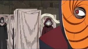 Tobi vs Kabuto - Kabuto Shows Tobi Edo Tensei Madara For The First Time!