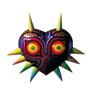 The Majora Mask