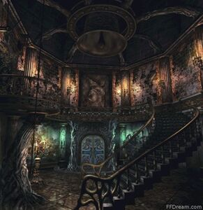 Right Stairway Hall A