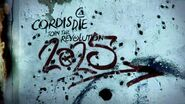 The Cordis Die Graffiti