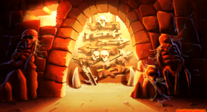 LeChuck's Fortress 2