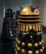 Supreme Dalek - Planet of the Daleks