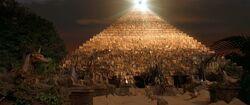 The Golden Pyramid