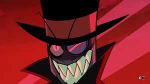 Black Hat Evil Grin