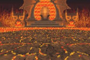 Lava Shrine