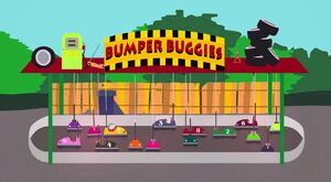 The Bumper Buggies Car Ride