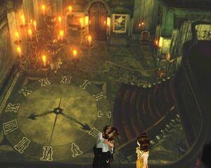 Inside Sorceress Ultimecia's Castle